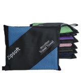 De hete Handdoek van de Mat van de Yoga Microfiber niet van de Misstap Antislip