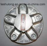 Cnc-Gravierfräsmaschine für Metallstich