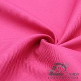 50d 300t Water & Wind-Resistant Sportswear Outdoor Down Jacket Pongee tejido Jacquard de puntos de la perla de la piel de melocotón 100% poliéster tela Pongee (53035)