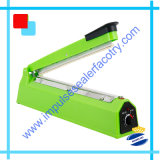 "Impulse Heat Sealer 12の"" 300mmプラスチックPPのPE袋のシーリング機械、機械オレンジ手動衝動のシーラーを密封するクラフトの紙袋"