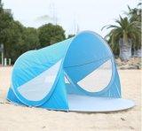 Automatische de manier duikt Onmiddellijke Draagbare in openlucht het Kamperen van het Zonnescherm van de Tent van het Strand Tent op