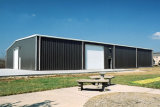 鉄骨構造の農場の保管倉庫(KXD-SSW1187)
