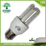 lámpara del maíz de 85V-265V E27 B22 3W 5W 7W 9W 12W 3u LED, luz del maíz del LED
