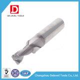 La alta precisión modificó el taladro interno del líquido refrigerador para requisitos particulares del carburo de tungsteno para la perforación del metal