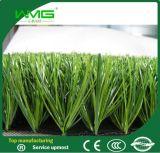 Het perfecte Plastic Gras van het Gebied van de Voetbal