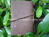 Carpeta de cuero personalizada Padfolio A5 Piel Conferencia Notebook