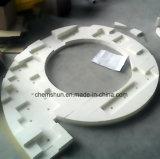 92% проектированная керамическая плитка вкладыша для предохранения от износа