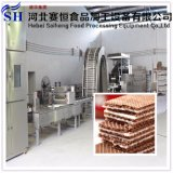 Macchina completamente automatica di fabbricazione di biscotti della cialda di Saiheng di buona qualità