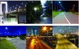 Indicatore luminoso di via fotoelettrico ecologico del sensore LED della cellula fotoelettrica 120W