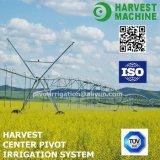 Attrezzatura per irrigazione a pioggia di irrigazione dell'azienda agricola