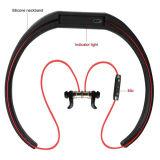 Sweatproof V4.1 Apt-X Casque à réduction de bruit Casque Bluetooth avec attraction magnétique