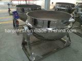 Crisol de cocinar de mezcla de inclinación del acero inoxidable 304