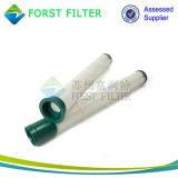 Filtri a sacco pieghettati poliestere di Forst per la polvere del cemento