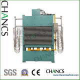 120t Machine van de Pers van Laminatin van drie Laag de Hete voor de Machines van de Houtbewerking