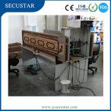 Lcd-Türrahmen-Metalldetektor mit Weg durch Metalldetektor