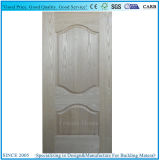 木のベニヤのHDFによって形成されるドアの皮