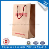 Preiswerter Packpapier-Einkaufen-Träger-Beutel Brown-
