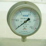 Manomètre de pression de vente chaude Menometer pour l'ammoniac avec de qualité supérieure