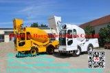 Camion Self-Loading mobile neuf de mélangeur concret du modèle 3.5L en vente chaude avec du ce