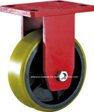 Сверхтяжелый режим работы PU самоустанавливающегося колеса
