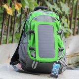 Mochila carregadora solar com painel solar de 7 Watts