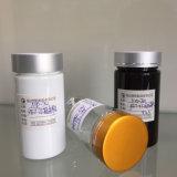 Bottiglia vuota di imballaggio di plastica dell'animale domestico all'ingrosso 75ml per la capsula/il calcio/vitamine con l'iso dello SGS