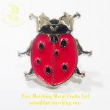 주문 한 벌 만화 동물성 기장 단추 금속 물고기 접어젖힌 옷깃 Pin
