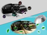 Acessórios de carro de purificador de ar com gerador de ozônio e ionizador