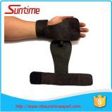 Les adhérences en cuir de main de formation de levage de poids pour la formation en travers, adhérences de gymnastique, adhérences de gymnastique, Crossfit tirent vers le haut des adhérences de main, adhérences de Crossfit