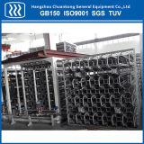 Lar Lco GNL Lin Lox2 Vaporizador de ambiente de ar de alta pressão