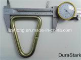 Гальванизированные кольца & металл треугольника звенят (DR-Z0172)