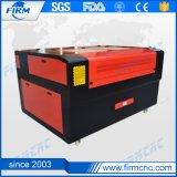 máquina a laser de CO2 para corte de gravura de borracha, madeira, acrílico