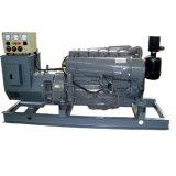 Marinedieselgenerator des Wechselstrom-220V niedriger U/Min Drehstromgenerator-5kw