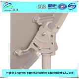 CE 90cm Offset Satellite Dish Antenna