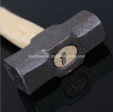 Молоток восьмиугольника ручки высокого качества деревянный
