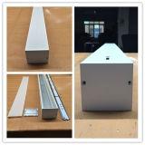 L'extrusion en aluminium de profil de DEL a personnalisé