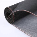 灰色カラー黒カラーカのガラス繊維のWindowsスクリーン18*16の網