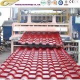 Synthétique Matériau économique couleur tôle de toit tuile de toit en résine