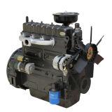 Vier Cyinders Hoge snelheid 3000rpm 60kw Dieselmotor voor Het Gebruik van de Brandbestrijding met