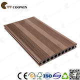 Decking de madeira do composto WPC de Coowin