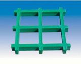 Quadratische geformte Vergitterung des Ineinander greifen-15X38X38 Fiberglass/FRP mit hochfestem korrosionsbeständigem