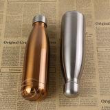 De tweeling Fles van de Sport van de Fles van het Roestvrij staal van de Fles van het Water van Inox van Muren Vacuüm