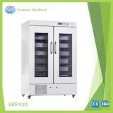 Выдвижной ящик банк крови холодильник/лаборатории холодильник/аптека холодильник (1000L)
