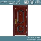 Portello d'acciaio di legno di obbligazione per stanza