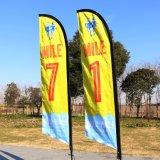 Реклама ветер под флагом по вертикали (TJ-72)