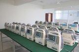 FM-8500c Hospital DEA portátil bifásica Desfibrilador Externo Automatizado con el monitor