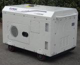 バイソン中国Taizhou 380V 9kw 9kVA 10kw 10kVA 50Hz Electric Start Portable 2 Cylinder Super Silent Diesel Generator Price