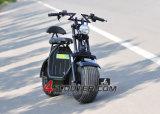 Zwei Removeable Batterie Citycoco elektrische Roller-Reichweite bis zu 180km