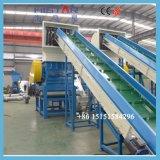 Perfil de plástico de PVC reciclado de residuos de la máquina trituradora