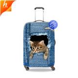 Valise cache bagages Anti-Scratch protectrice des animaux d'impression par Sublimation